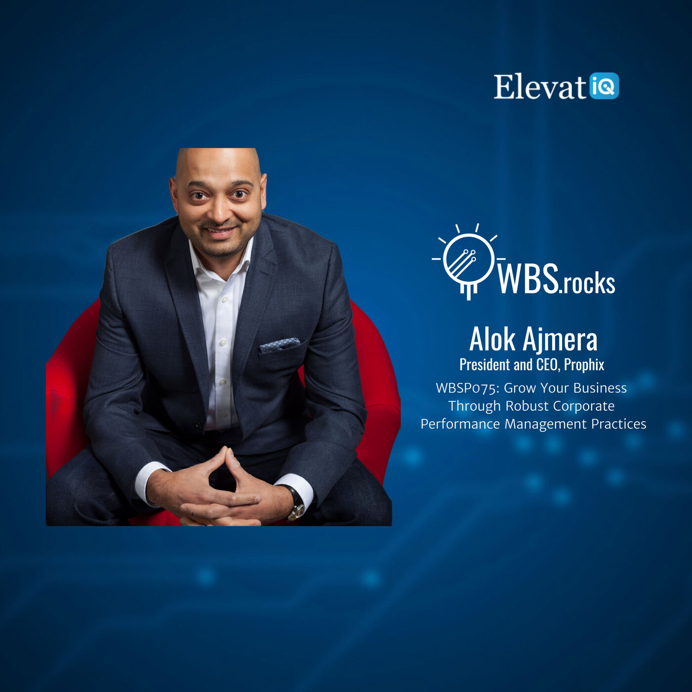WBSP075: Grow Your Business Through Robust Corporate Performance Management Practices w/ Alok Ajmera