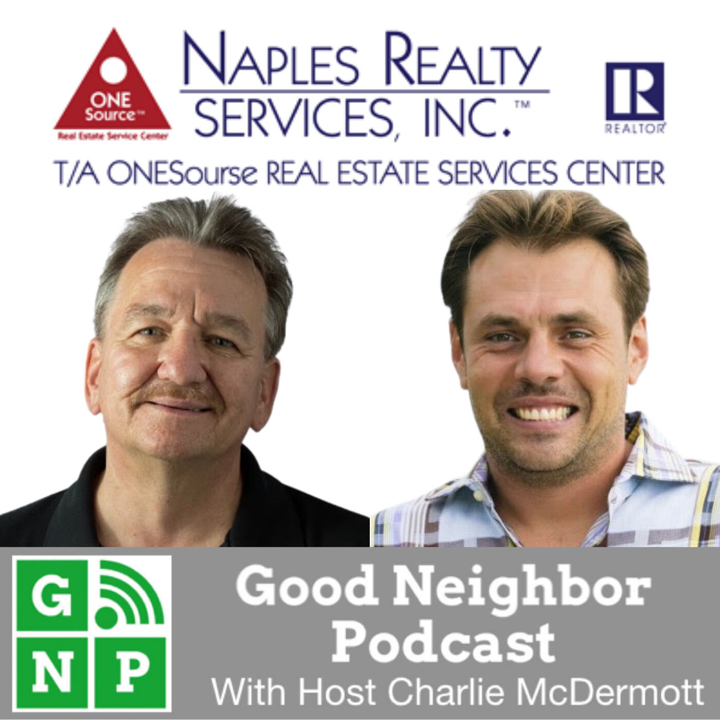 EP #521: Naples Realty Services with Steve Gitkos