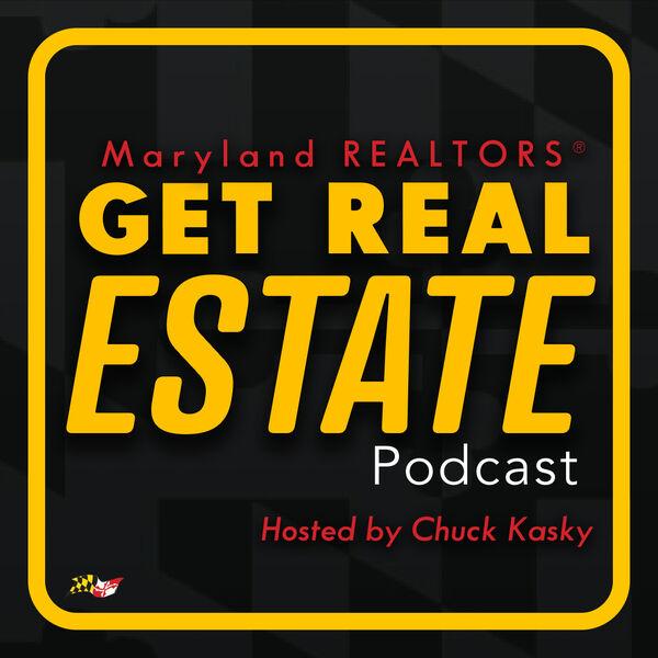 Get Real Estate Podcast  Podcast Artwork Image