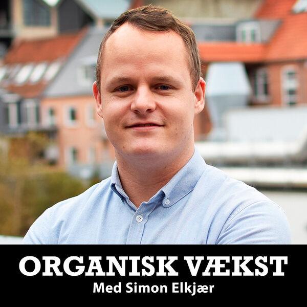Organisk Vækst - SEO, YouTube & Content Marketing Podcast  Podcast Artwork Image