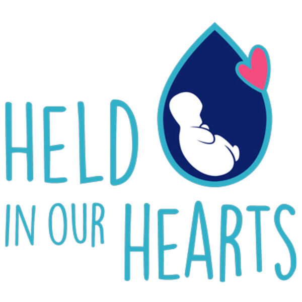 Held In Our Hearts: baby loss counselling and support Podcast Artwork Image