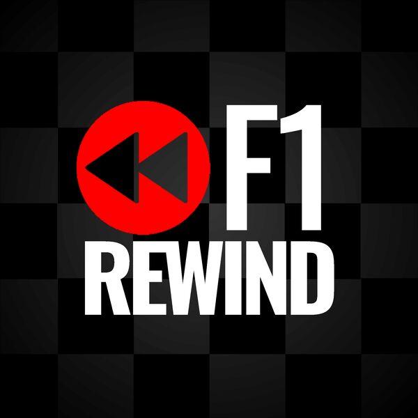 F1 Rewind Podcast Artwork Image