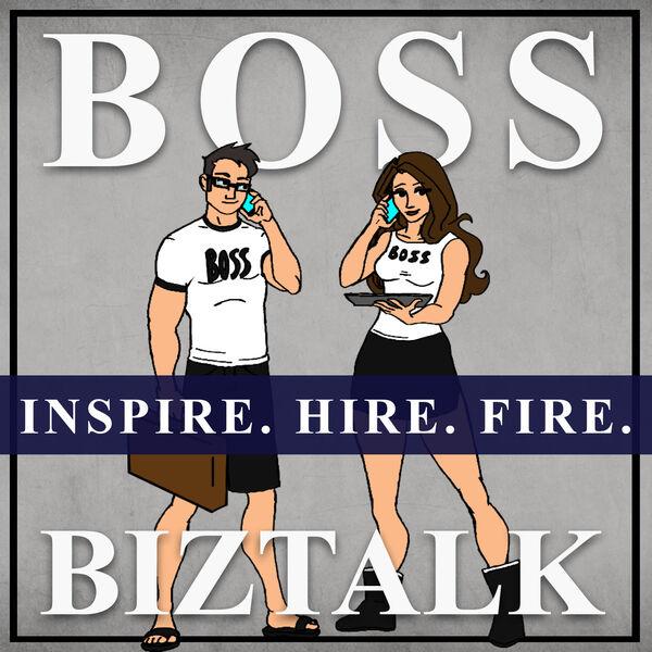 BossBizTalk Podcast Artwork Image