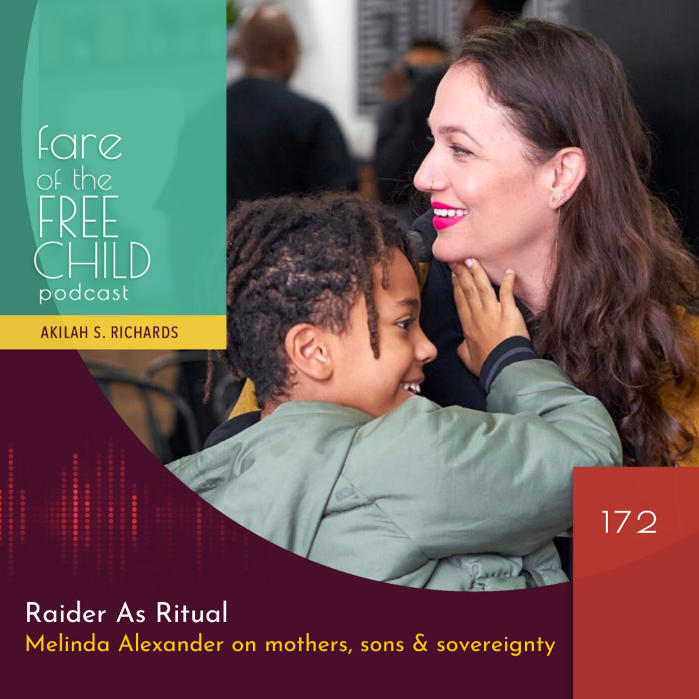 Ep 172: Raider As Ritual. Melinda Alexander on mothers, sons & sovereignty