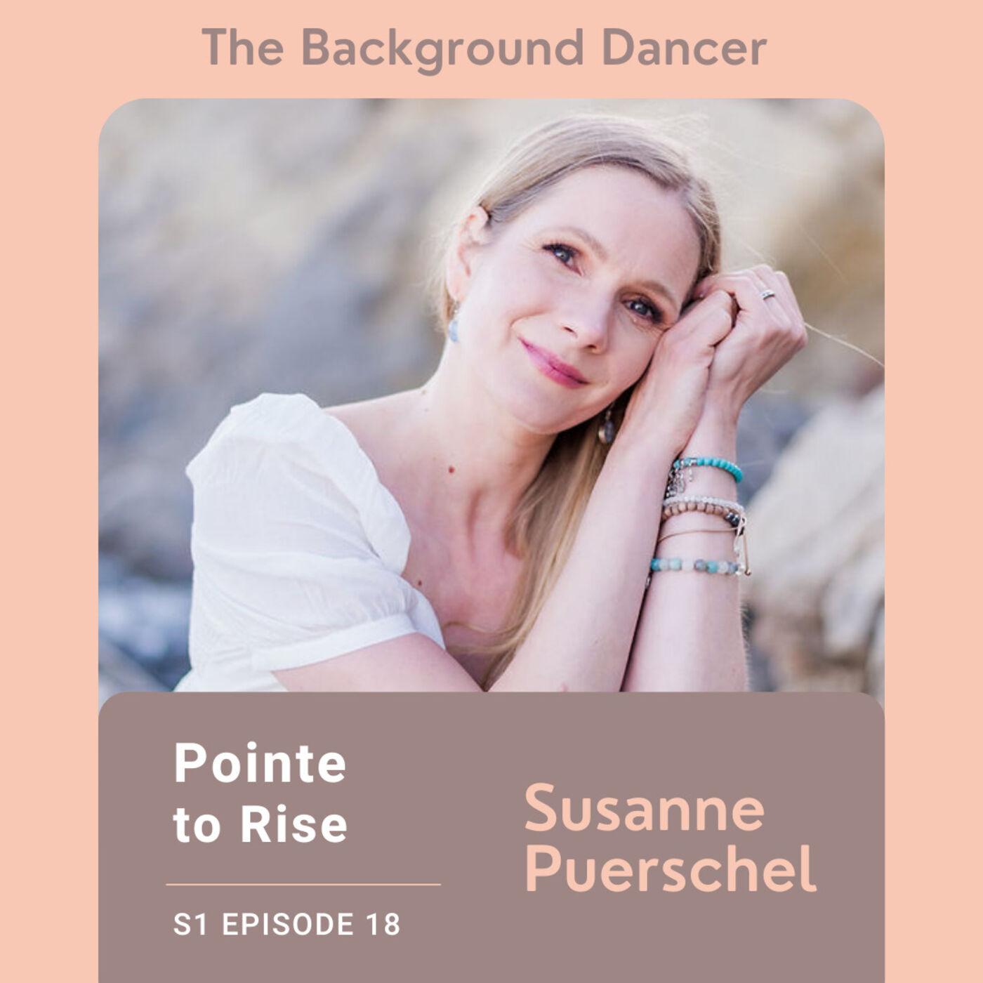 Pointe To Rise   Susanne Puerschel