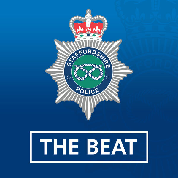 The Beat Podcast from Staffordshire Police Podcast Artwork Image