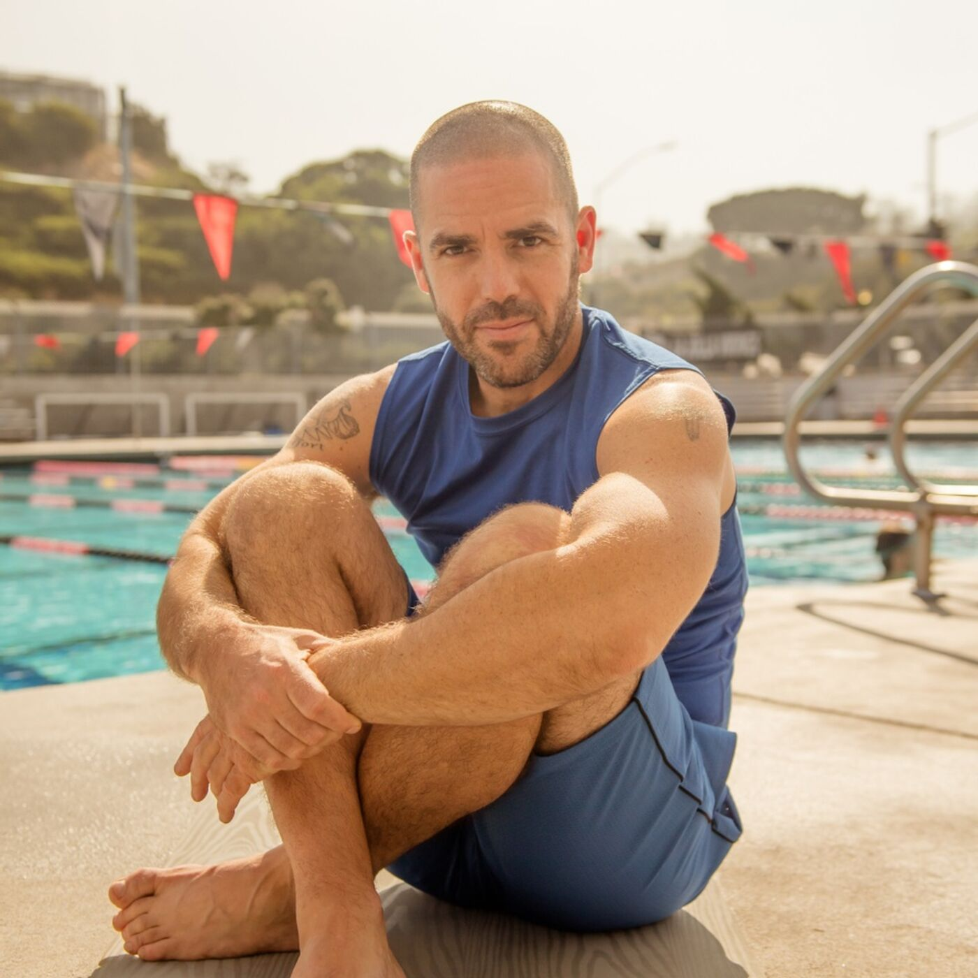 Episode 69 with Jeff Grace Part 2 - Swimming-Specific Yoga Teacher, Mental Health Advocate
