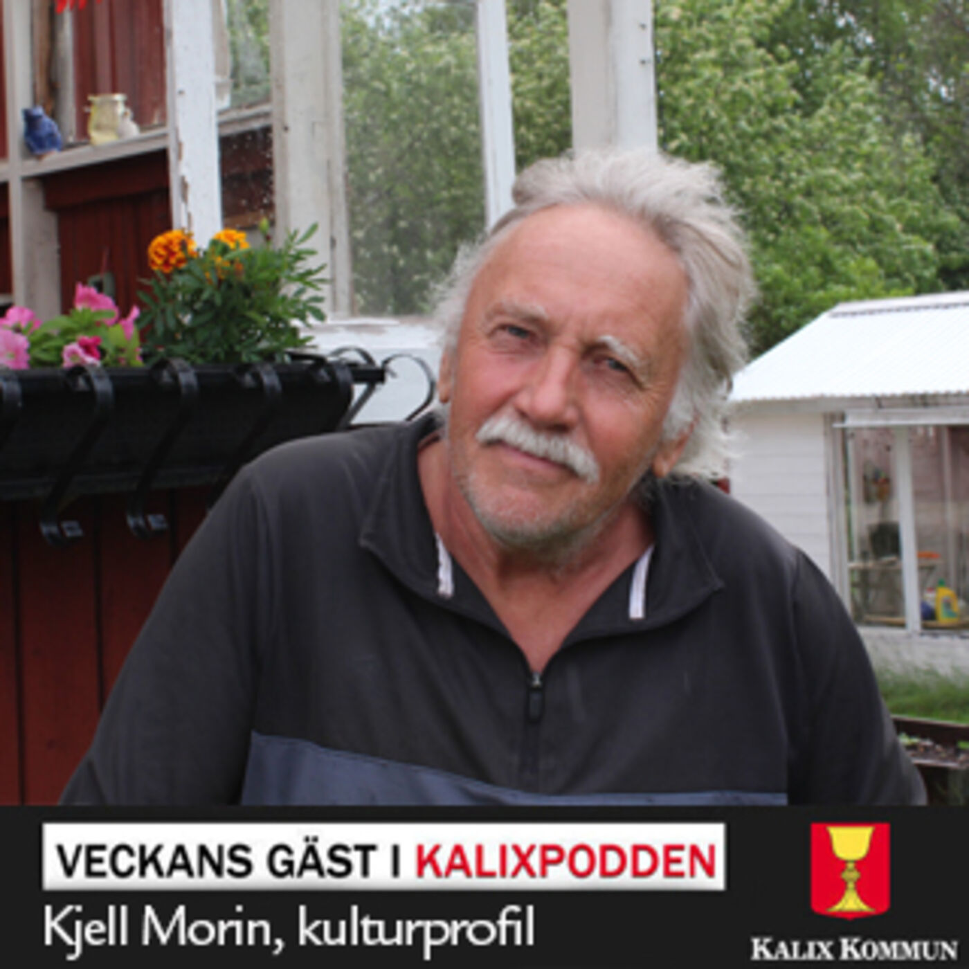 Kjell Morin, kulturprofil