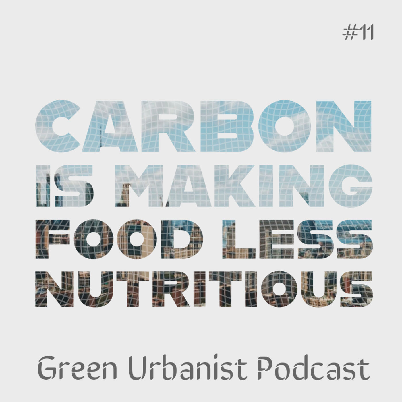 #11: Carbon is Making our Food Less Nutritious