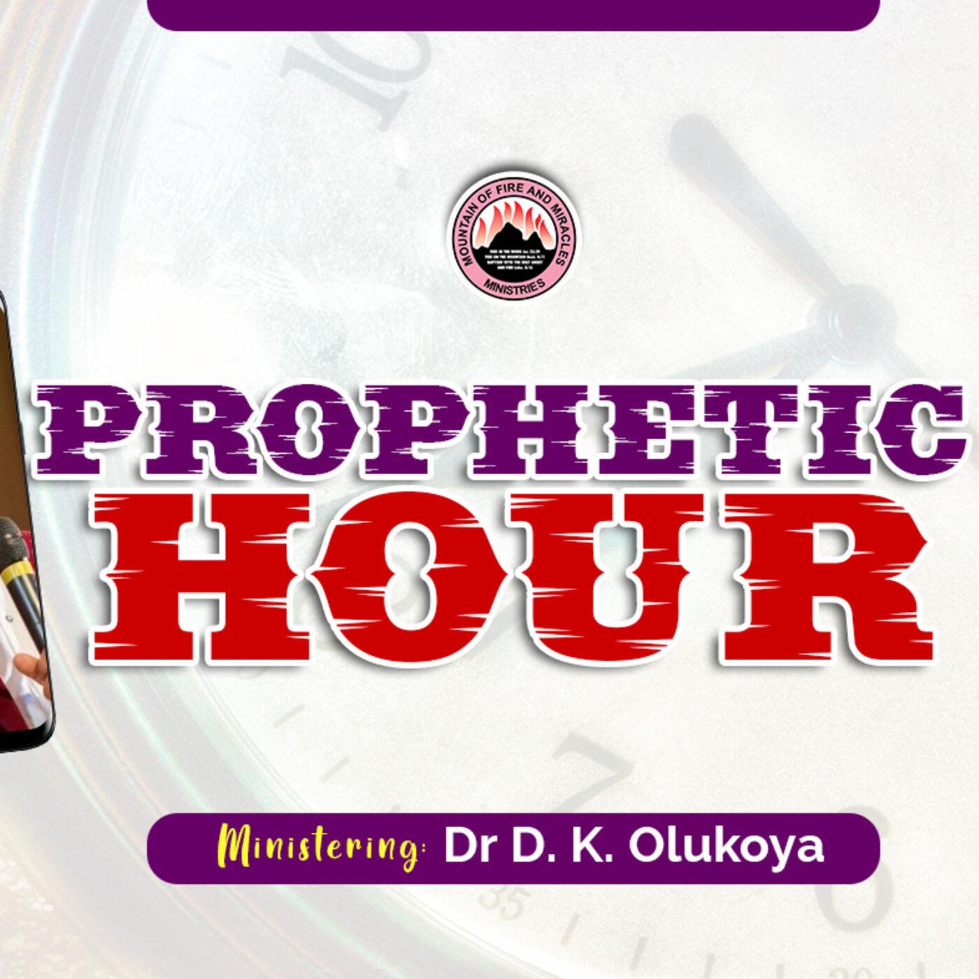 Prophetic Vitamin 1- Dr D. K. Olukoya