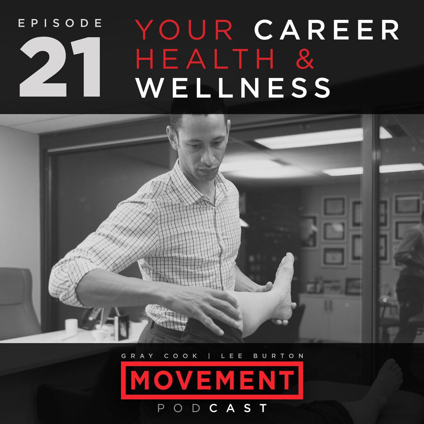 Your Career Health & Wellness