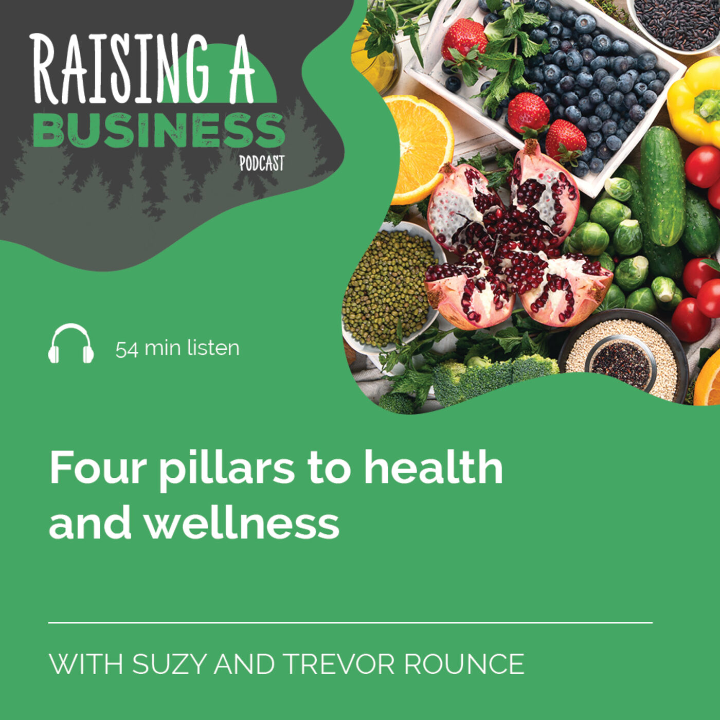 RAB 023 Four pillars to health and wellness