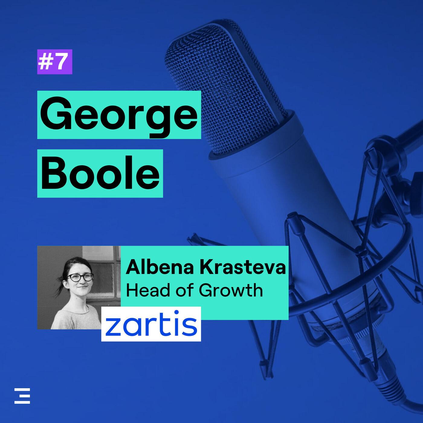 7. George Boole