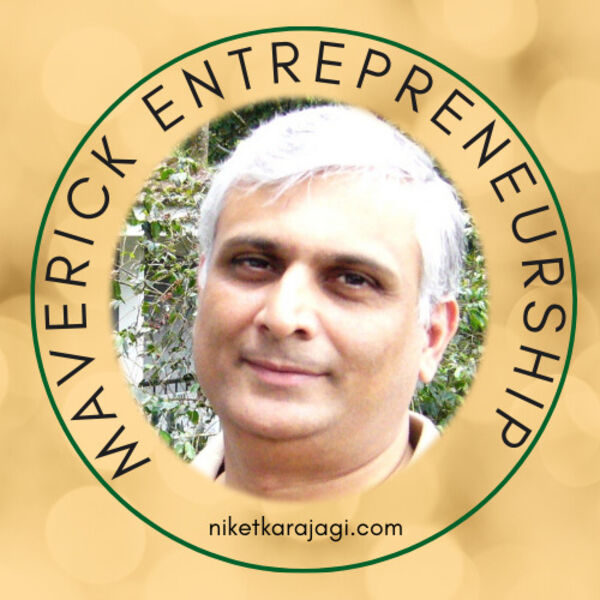 Maverick Entrepreneurship Podcast Artwork Image