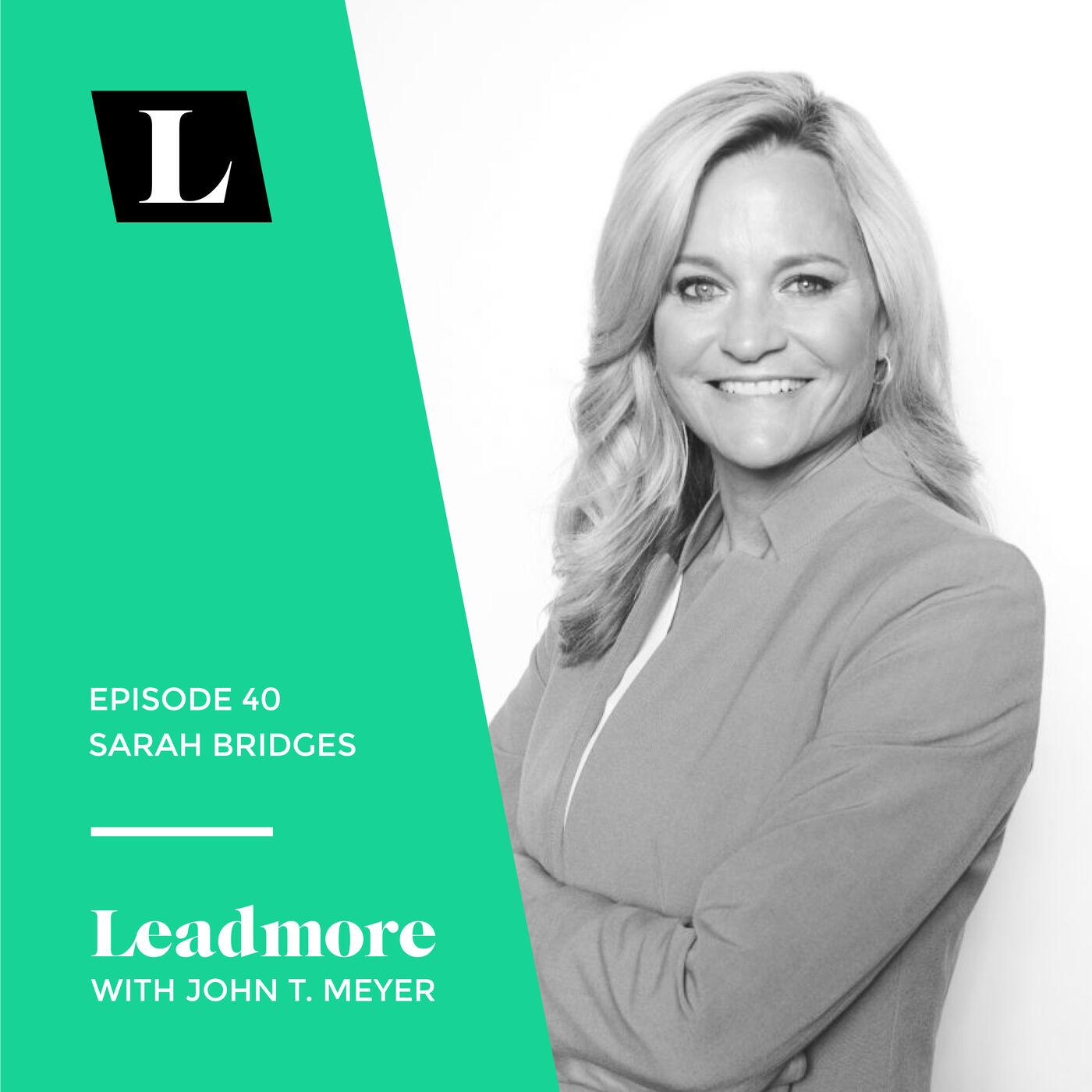 Unpacking Leadership Psychology with Sarah Bridges