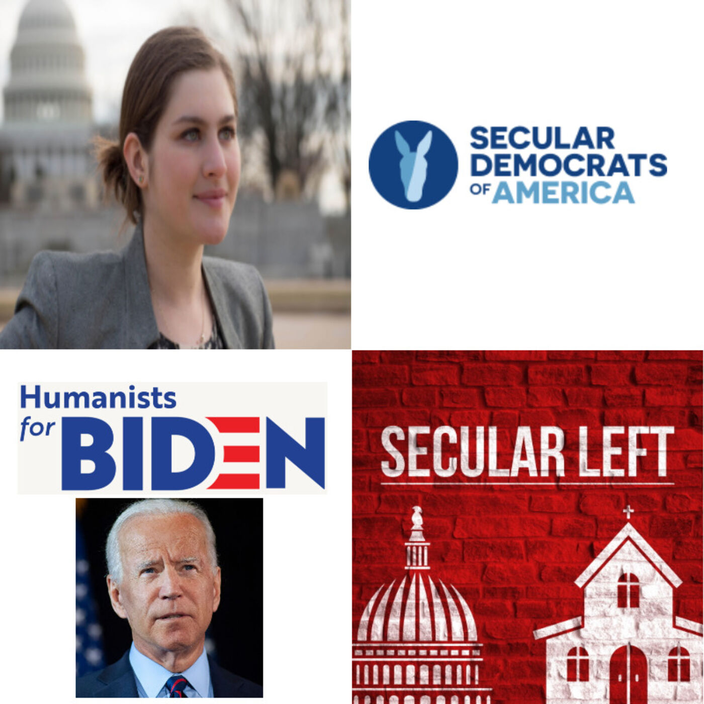 Talking about Secular Democrats with Sarah Levin