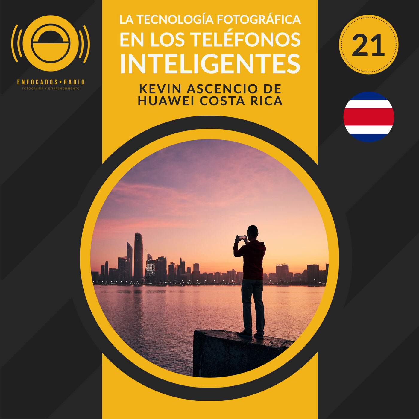 EP021: La tecnología fotográfica en los teléfonos inteligentes