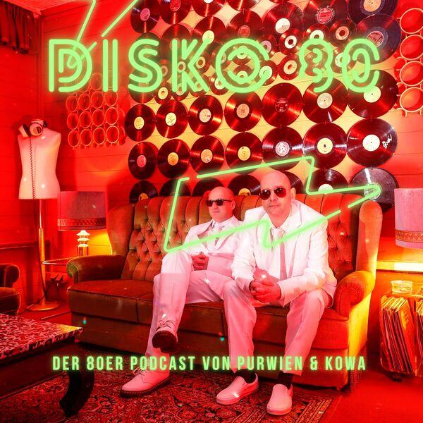 Disko 80 Podcast Artwork Image