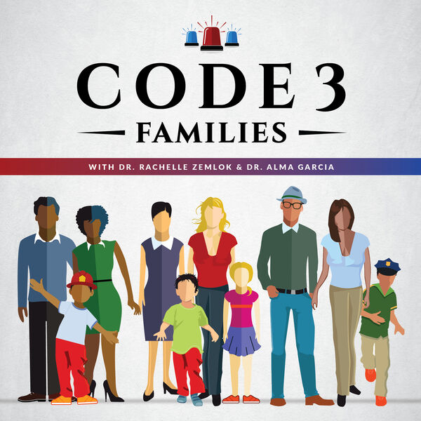 CODE 3 FAMILIES Podcast Artwork Image