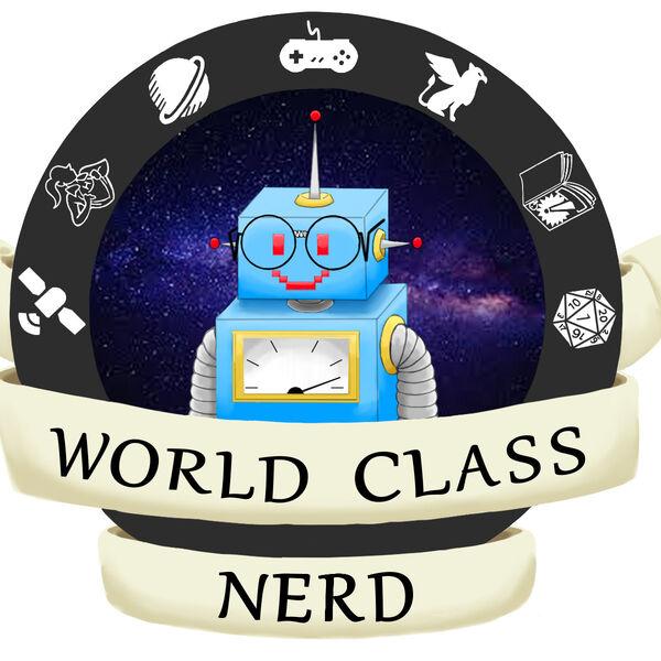 World Class Nerd Podcast Artwork Image
