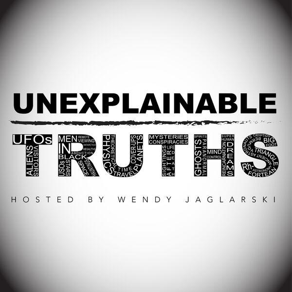 Unexplainable Truths Podcast Artwork Image