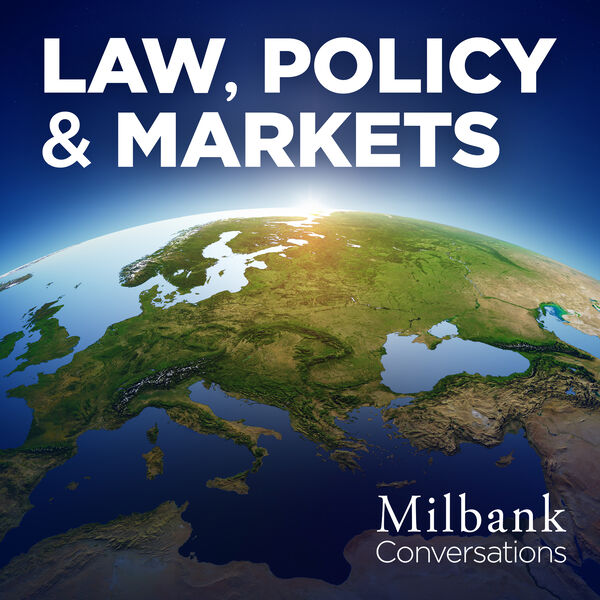 Law, Policy & Markets Podcast Artwork Image