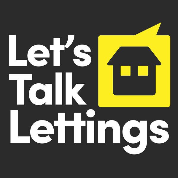 Let's Talk Lettings Podcast Artwork Image