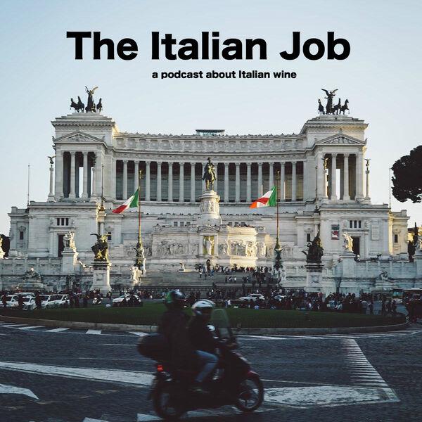The Italian Job Podcast Artwork Image