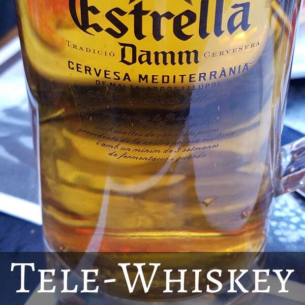 Tele-Whiskey: Digital Conversations that Provoke Podcast Artwork Image