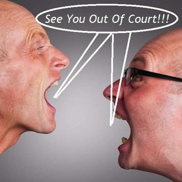 See You Out Of Court! Podcast Artwork Image
