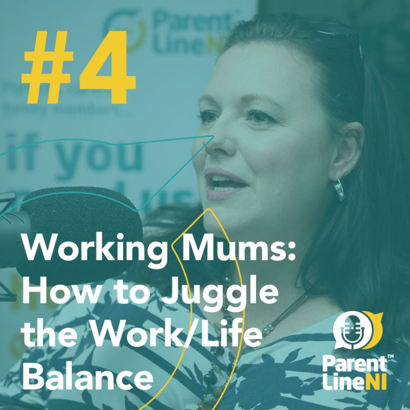#4 -  Working Mums: How to Juggle the Work/Life Balance with Kerry McLean