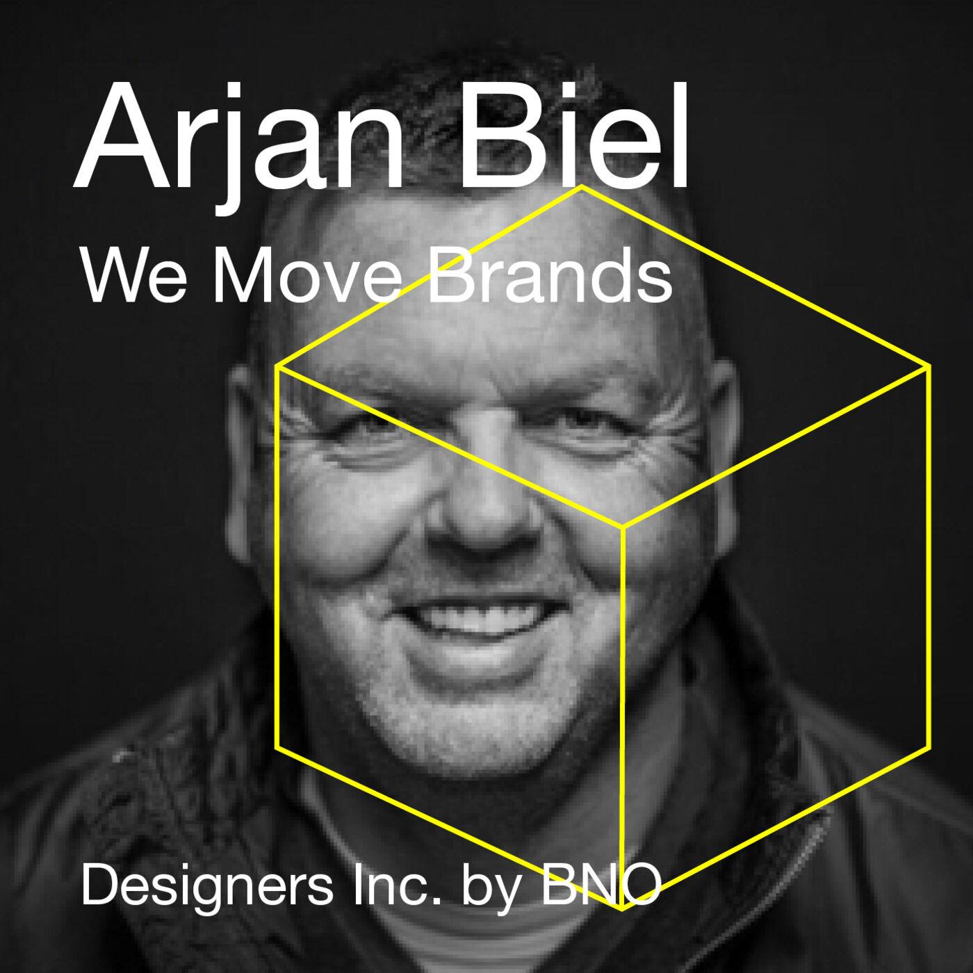 Arjan Biel - We Move Brands
