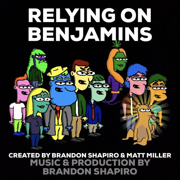 Relying On Benjamins Podcast Artwork Image