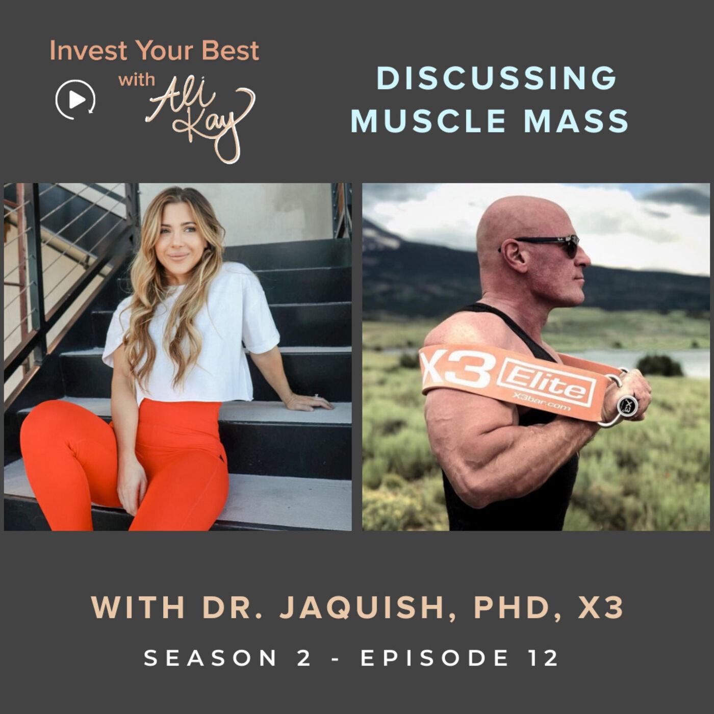 Discussing Muscle Mass with Dr. Jaquish