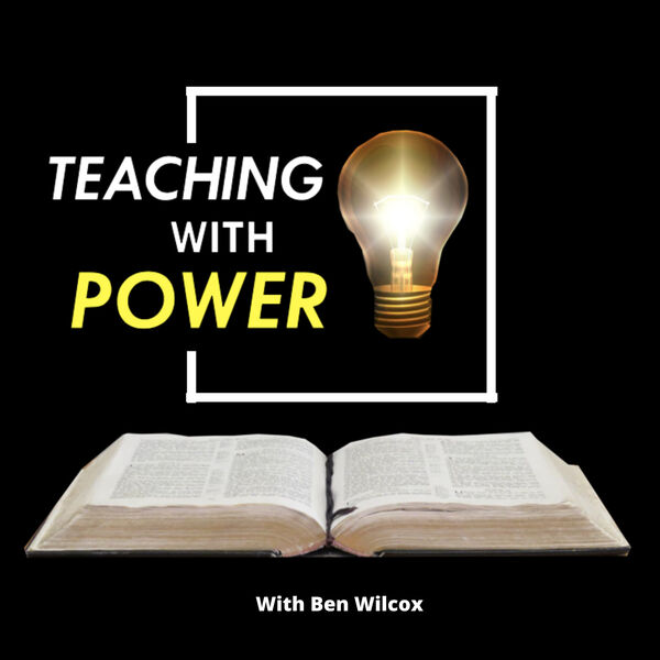 Teaching With Power Podcast Artwork Image
