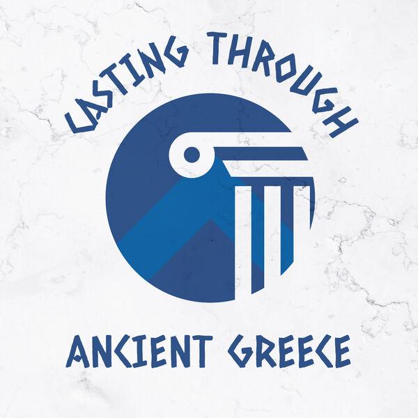 Casting Through Ancient Greece Podcast Artwork Image