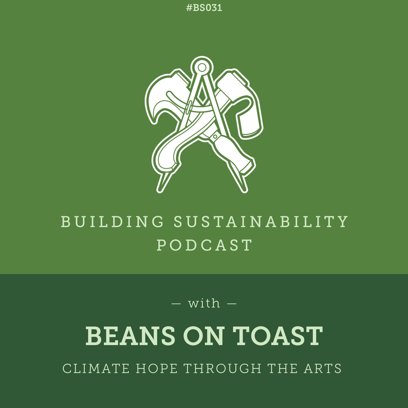 Climate hope through the arts - Beans On Toast - BS031