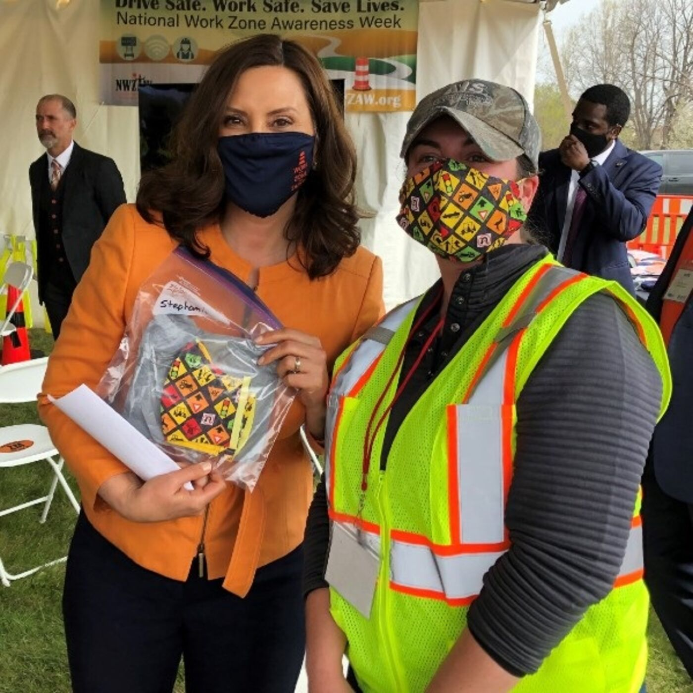 Michigan hosts national work zone safety event - one advocate's motivation