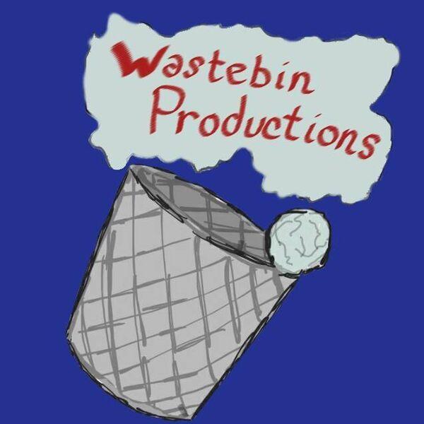 Wastebin Podcast Podcast Artwork Image