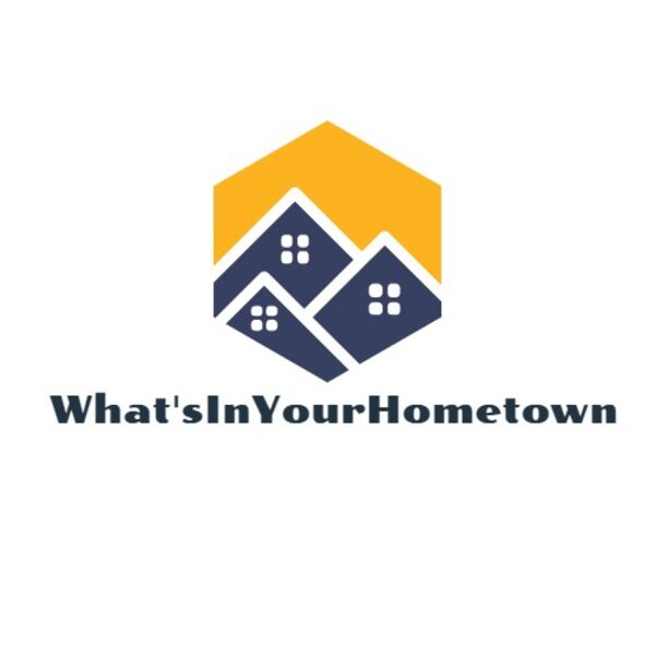 What's In Your Hometown? Podcast Artwork Image