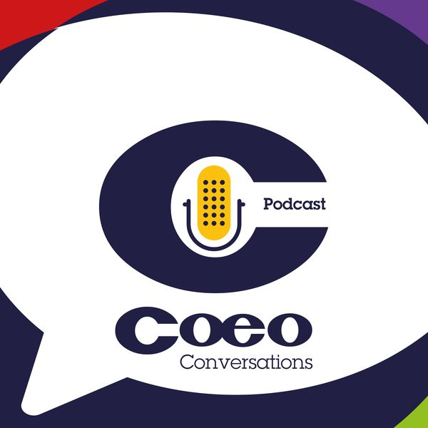 Coeo Conversations Podcast Podcast Artwork Image
