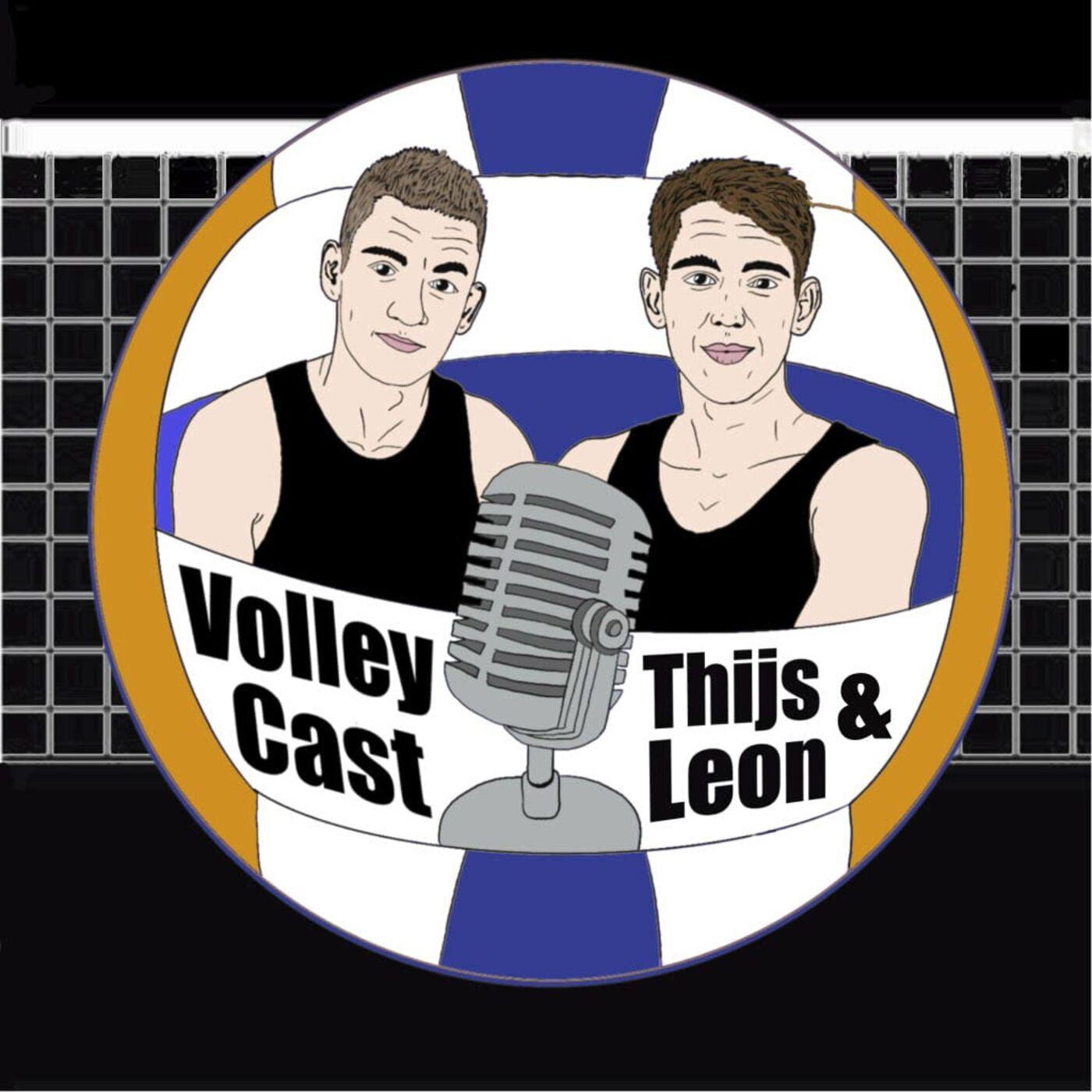 VolleycastNL logo