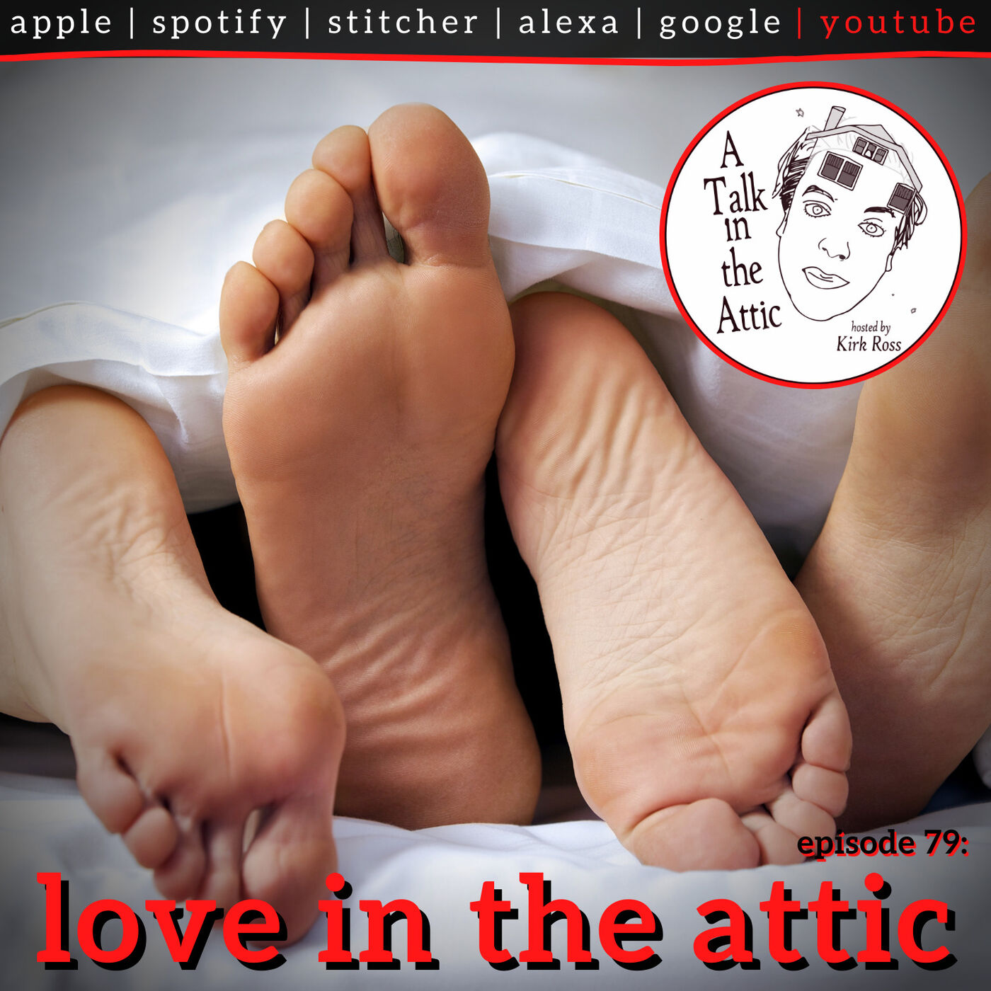 love in the attic with dr. k