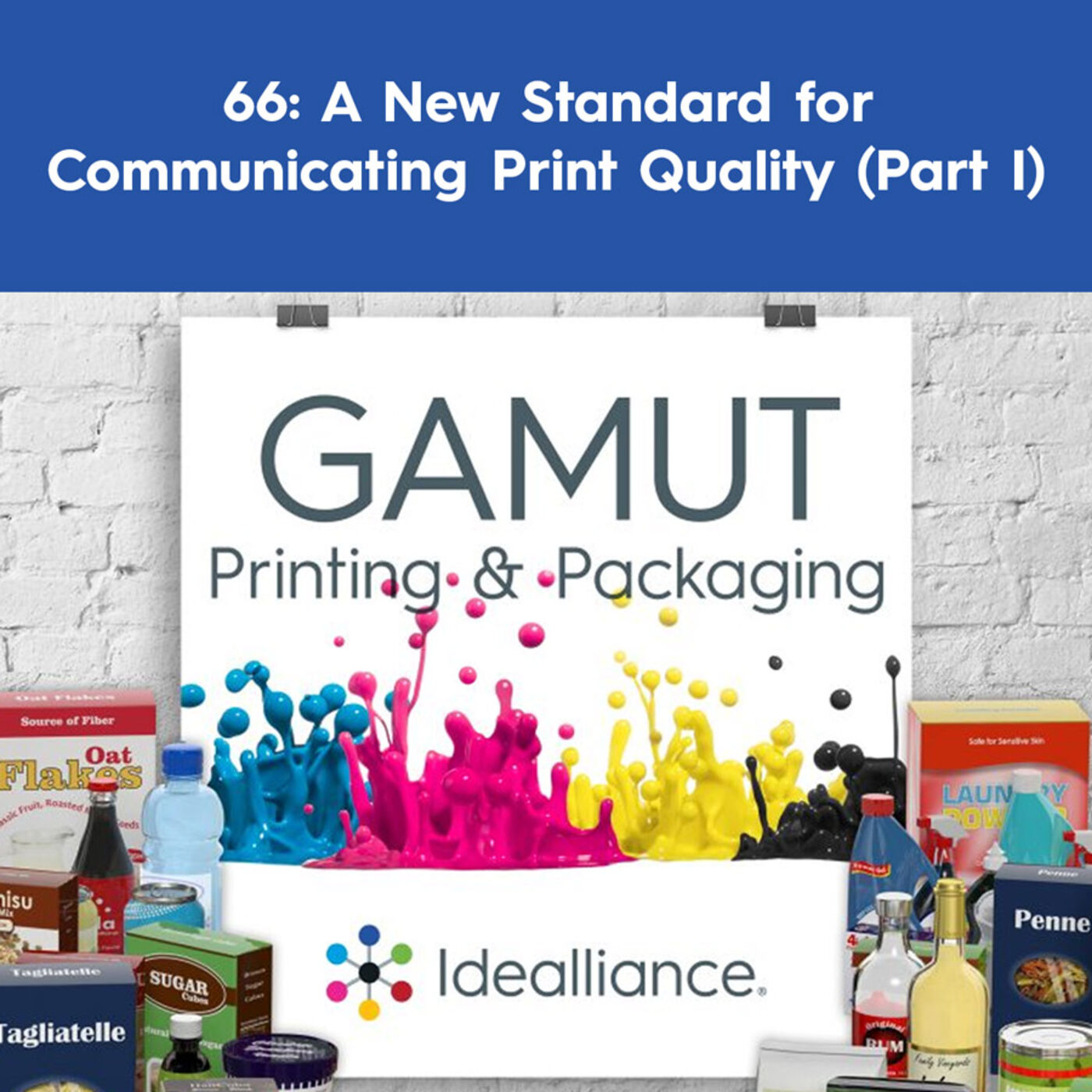 66: A New Standard for Communicating Print Quality (Part I)