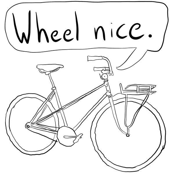 Wheel Nice Podcast Artwork Image
