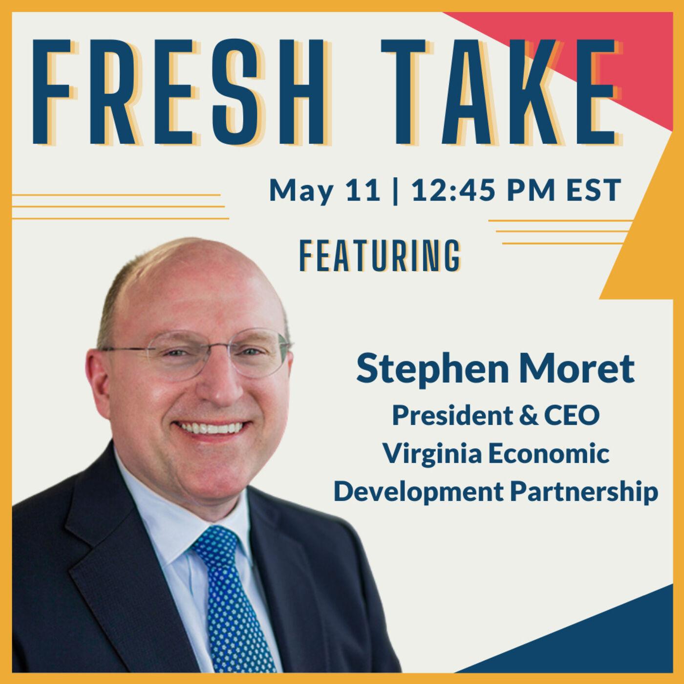 Fresh Take ft. Stephen Moret