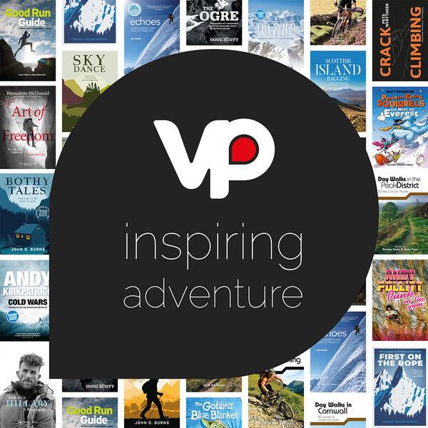 Inspiring Adventure by Vertebrate Publishing Podcast Artwork Image