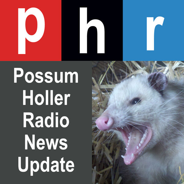 Possum Holler Radio News Updates Podcast Artwork Image