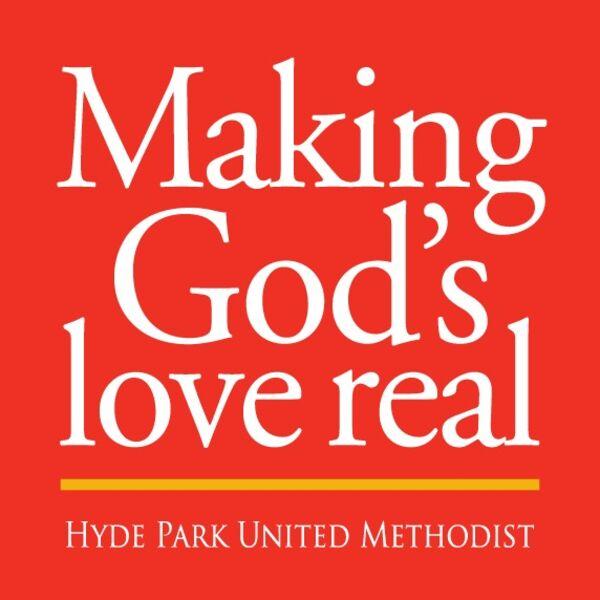 Hyde Park United Methodist Podcast Artwork Image