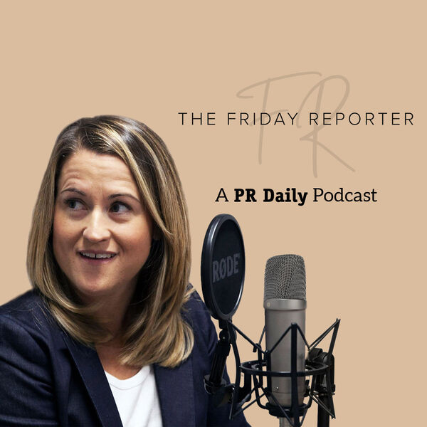 The Friday Reporter Podcast Artwork Image